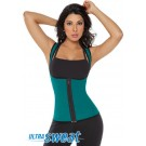 Women's Ultra Sweat Thermal Zipper Vest 8002