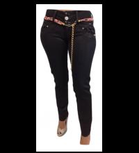 Cocoa Black Skinny Jeans