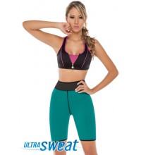 Women's Ultra Sweat Thermal Shorts 8003